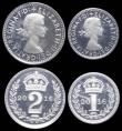 London Coins : A160 : Lot 2368 : Maundy Set 2016 UNC still sealed in the original plastic and the first time we have offered this dat...