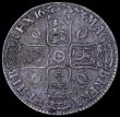 London Coins : A162 : Lot 1709 : Crown 1673 Third Bust, VICESIMO QVINTO ESC 47, Bull 390 Fine with grey tone