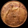 London Coins : A162 : Lot 2449 : Penny 1919H Freeman 186 dies 2+B EF with some lustre and partly toned, scarce in high grade
