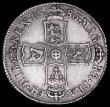 London Coins : A162 : Lot 2457 : Shilling 1686 G over A in MAG, this variety unlisted for 1686 by either ESC or Bull, who list this t...