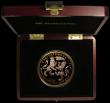 London Coins : A163 : Lot 1993 : Jersey Ten Pounds 2011 Queen Elizabeth II and Prince Philip - A Lifetime of Service 5oz. Gold Proof ...