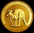 London Coins : A163 : Lot 2040 : Australia 100 Dollars Kangaroo 2011P One Ounce Gold Lustrous UNC