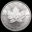 London Coins : A163 : Lot 2057 : Canada 50 Dollars 2016 One Ounce Platinum, with Privy mark Maple Leaf with 16 in the centre UNC with...