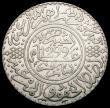 London Coins : A163 : Lot 2506 : Morocco 10 Dirhams Y#8 AH1299 About UNC with some small; tone spots