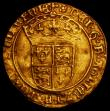 London Coins : A163 : Lot 263 : Crown of the Double Rose Henry VIII HK crowned in field, S.2273 mintmark Rose, Good Fine
