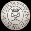 London Coins : A163 : Lot 82 : Prince Philip, Visit to North America 1966 38mm diameter in silver by Spink & Son Eimer 2110, Ob...