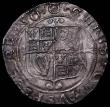 London Coins : A164 : Lot 858 : Shilling Charles I Group F S.2799 mintmark Triangle in circle, GVF or better, attractively toned and...