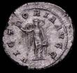 London Coins : A165 : Lot 2060 : Roman Denarius Balbinus (238AD) Obverse: Bust right, laureate and draped, IMP C D CAEL BALBINVS AVG,...