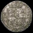 London Coins : A165 : Lot 2252 : Scotland Twelve Shillings Charles I S.5563 mintmark Thistle, GVF/VF a little short of flan, 5.16 gra...
