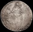 London Coins : A165 : Lot 2287 : Sweden Riksdaler 1617 KM#82, Dav.4516, Obverse: Crowned half-length bust WANDALOR legend, Good Fine ...