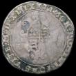 London Coins : A165 : Lot 2460 : Shilling Edward VI Second Issue 1549 Southwark Mint, mintmark Y 4.82 grammes, the bust worn in parts...