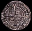 London Coins : A165 : Lot 2477 : Sixpence Elizabeth I 1567 S.2562 mintmark Lion, we note all other examples we have handled of this d...