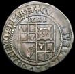 London Coins : A165 : Lot 2481 : Sixpence James I 1624 Third Coinage, Sixth Bust S.2670 mintmark Trefoil Good Fine and bold with very...