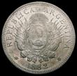 London Coins : A165 : Lot 3587 : Argentina 50 Centavos 1882 KM#28 A/UNC with some lustre