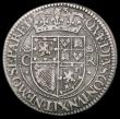 London Coins : A165 : Lot 3767 : Scotland Twelve Shillings Charles I Third Coinage, Falconer's issue with F over crown on the re...