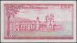 London Coins : A165 : Lot 797 : Scotland Royal Bank of Scotland plc 100 Pounds dated  3 January 1985 serial number A/1 357567, red o...