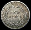 London Coins : A166 : Lot 1221 : USA Dime 1904S as Breen 3541 variety with the S mint marked doubled, unlisted as a separate entry by...