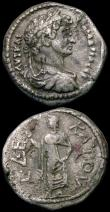 London Coins : A166 : Lot 1439 : Roman Egypt, Billon Tetradrachms (2) Galba, Alexandria 68AD, Rev. Eleutheria (Libertas) (RCV 2640), ...