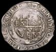 London Coins : A166 : Lot 1476 : Halfcrown Charles I Group IV, Fourth horseman, type 4, foreshortened horse, S.2779 mintmark Triangle...