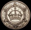 London Coins : A166 : Lot 1563 : Crown 1931 ESC 371, Bull 3639 UNC and lustrous, only 4056 pieces struck, examples in this grade now ...
