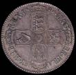 London Coins : A166 : Lot 1727 : Halfcrown 1685 PRIMO ESC 493, Bull 798 GVF or better with an attractive old grey tone with touches o...