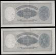 London Coins : A166 : Lot 311 : Italy Banca D'Italia 1000 Lire Pick 88d dated 25th September 1961 signatures Carli & Ripa (...