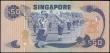 London Coins : A166 : Lot 416 : Singapore Board of Commissioners of Currency 50 Dollars Pick 13b ND 1976 serial number B/39 044919 a...