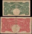 London Coins : A167 : Lot 1566 : Malaya Board of Commissioners of currency King George VI portrait issues dated 1st July 1941 signatu...