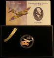 London Coins : A167 : Lot 1780 : R.J.Mitchell - Designer of the Spitfire Aircraft 1895-1937 Centenary of his Birth 1895-1995 Gold med...