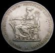 London Coins : A167 : Lot 2293 : Austro-Hungarian Medallic Coinage 1879 2 Florin, Silver Wedding of Franz Joseph I and Elisabetha X#M...