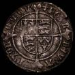 London Coins : A167 : Lot 378 : Groat Henry VII Tentative issue, Double band to crown, S.2254 mintmark Cross Crosslet (1504-1505) Go...
