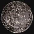London Coins : A168 : Lot 1121 : Shilling Philip and Mary undated with full titles and mark of value S.2501A Good Fine with grey toni...