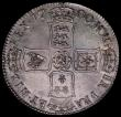 London Coins : A168 : Lot 1133 : Crown 1700 DVODECIMO ESC 97, Bull 1010 Very light haymarks and adjustment lines, GEF the surfaces wi...