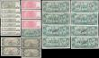 London Coins : A168 : Lot 133 : Cuba including Specimen notes (23) all in very high grades GEF to UNC comprising 1 and 5 Pesos Speci...