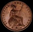 London Coins : A168 : Lot 1414 : Halfpenny 1831 Bronzed Proof, Reverse inverted Peck 1463 nFDC and nicely toned