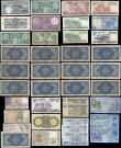 London Coins : A168 : Lot 149 : England, Scotland & Ireland 1, 5, 10 and 20 Pounds (40) mostly average VF and above circa 1960&#...