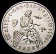 London Coins : A168 : Lot 2017 : Germany - Weimar Republic 3 Reichsmarks 1930D 700th Anniversary of the Death of Von der Vogelweide K...