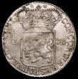 London Coins : A168 : Lot 2063 : Netherlands - Zeeland Silver Ducat 1774 KM#52.4 VF or better with some weaker areas, some surface ma...