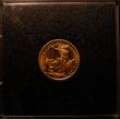 London Coins : A168 : Lot 330 : Britannia £25 Gold Quarter Ounce 1987 Bullion issue UNC on the Royal Mint card of issue