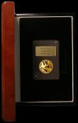London Coins : A168 : Lot 660 : France 50 Euros Gold 2018 100th Anniversary of the End of World War I Gold Proof, 7.78 grammes of .9...