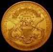 London Coins : A168 : Lot 886 : USA Twenty Dollars 1904 EF