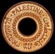 London Coins : A169 : Lot 1053 : Palestine 5 Mils 1942 KM#3a UNC with around 75% lustre