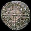 London Coins : A169 : Lot 1074 : Scotland Groat Robert III Heavy Coinage S.5154, some die clashing obscures part of the head, 2.72 gr...