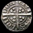 London Coins : A169 : Lot 1175 : Farthing Edward I ER ANGLIE legend, no inner circle, Class 5 with crude wide crown, bust to edge of ...