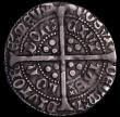 London Coins : A169 : Lot 1181 : Groat Henry V Class G S.1767, North 1388, 3.81 grammes, better than Fine and evenly struck. Comes wi...