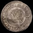 London Coins : A169 : Lot 1233 : Shilling Edward VI Fine Silver Issue S.2482 Mintmark y Good Fine, the mark of denomination appearing...