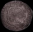 London Coins : A169 : Lot 1240 : Shilling Philip and Mary 1554 English titles only, with mark of value S.2501, North 1968 some surfac...