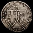 London Coins : A169 : Lot 1248 : Sixpence 1653 Commonwealth ESC 1488, Bull 197, 2.91 grammes, Fine with a slightly weak area below th...