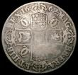 London Coins : A169 : Lot 1279 : Crown 1662 No Rose, No date on edge, die axis upright (en medaille), unlisted by the 1992 edition of...