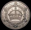 London Coins : A169 : Lot 1322 : Crown 1929 ESC 369, Bull 3636 VF with some contact marks